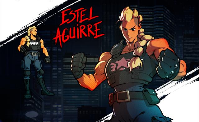 Análisis Mr X DLC SoR4 - Estel Aguirre