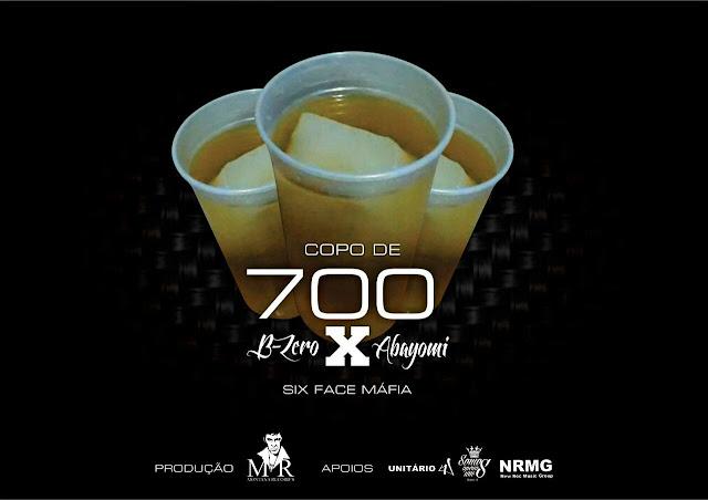 """B-Zero lança a musica """"Copo de 700"""" (Part. Abayomi)"""