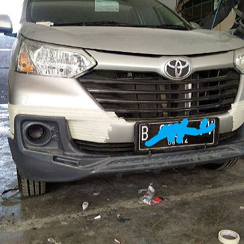 bodykit grand new avanza 2016 all camry hybrid 2019 | body kit mobil