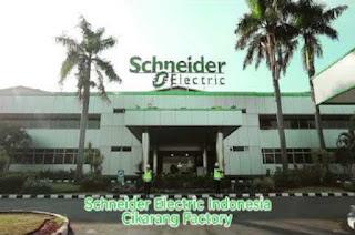 Pabrik PT. Schneider Electric Indonesia