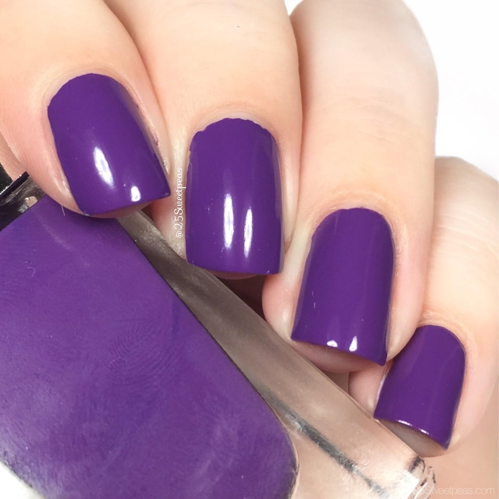 Sheer Lust Lavender Stroke