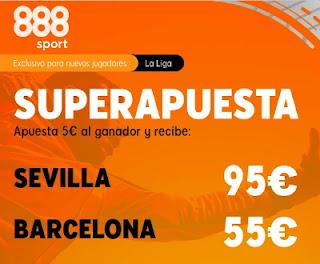 888sport superapuesta Sevilla vs Barcelona 27-2-2021