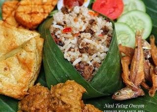Resep Masakan Tradisional Sunda Nasi Tutug Oncom