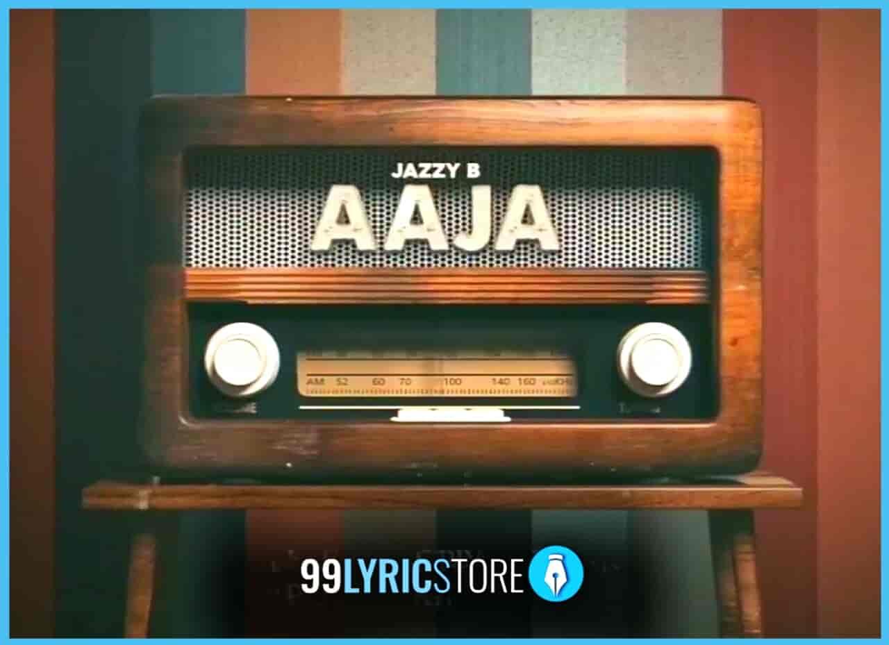 Aaja Lyrics Images Jazzy B