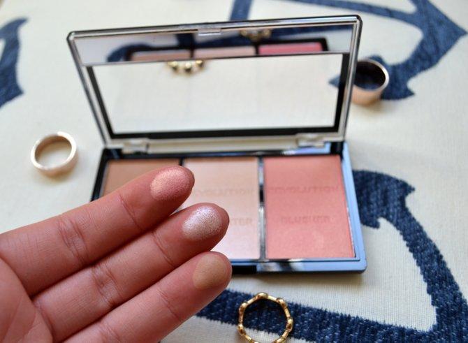 Makeup Revolution Ultra Sculpt Contour Kit