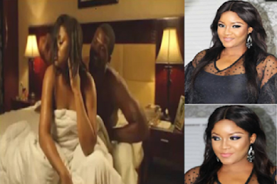 Omotola Finally Opens Up On Why She Had Real $ex In Her New Controversial Movie Video