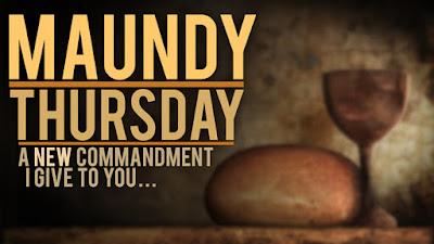 Maundy Thursday Images