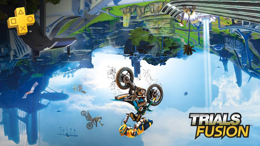 trials fusion ps4 plus