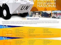 Lowongan Kerja PT Pindad (Persero) Formasi D3/S1 Tahun 2018