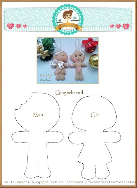 Molde Gingerbread