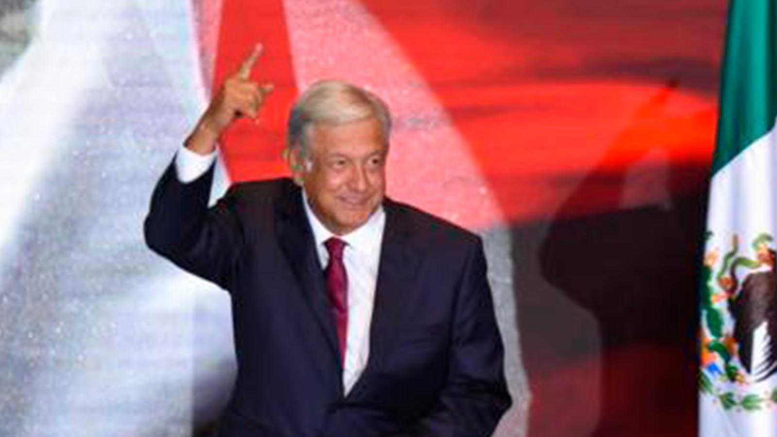 AMLO: Mi gobierno es del pueblo; nada nos va a detener en la transformación de México