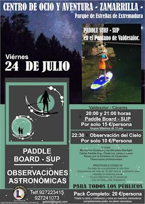 Planazo viernes 24 de julio