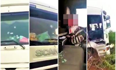 عاجل ،هذه الجهة التي تقف وراء مقتل سائقين مغربيين بالاراضي المالية