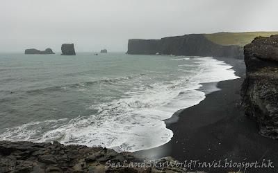 冰島, Iceland, Dyrhólaey