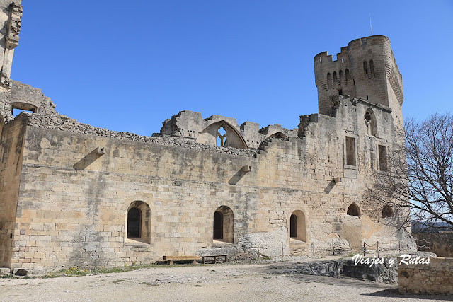 Dependencias de la abadía de Montmajour, Arles