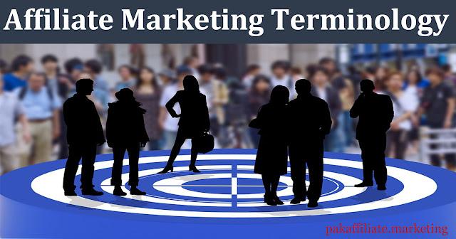 Affiliate Marketing Terminology