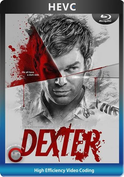 Dexter (2006) S01 1080p BDRip Dual Latino-Inglés [HEVC-10bit] (Serie De TV. Terror. Crimen. Drama.)