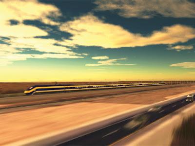 California High Speed Rail Vision