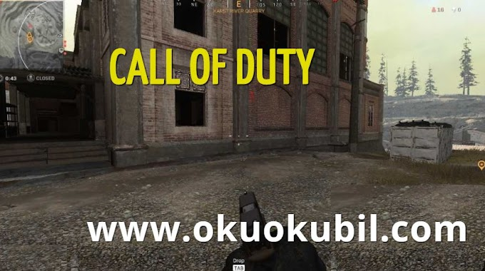 Call of Duty  New Warzone Wallhack, ESP, NoRecoil Hilesi İndir 2020