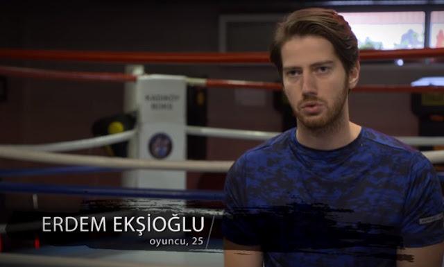 Survivor 2019 Erdem Ekşioğlu