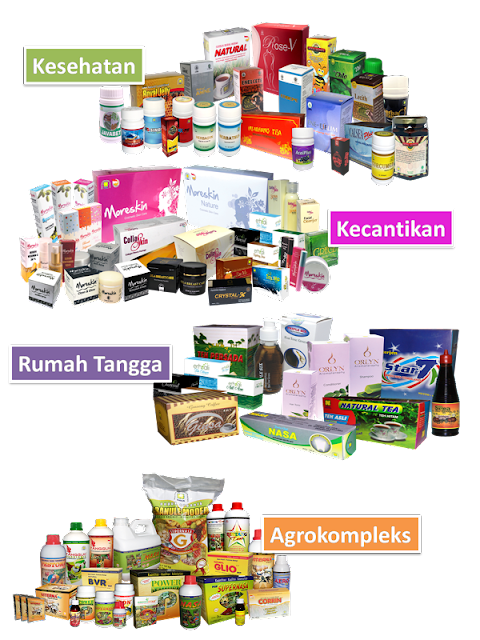 pemasaran produk-produk nasa