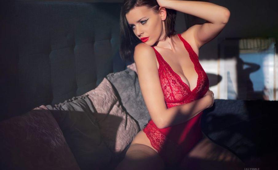 Lillysmile Model GlamourCams
