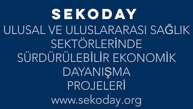SEKODAY / SAĞLIK SEKTÖRLERİNDE EKONOMİK DAYANIŞMA PROJELERİ / COVİD-19