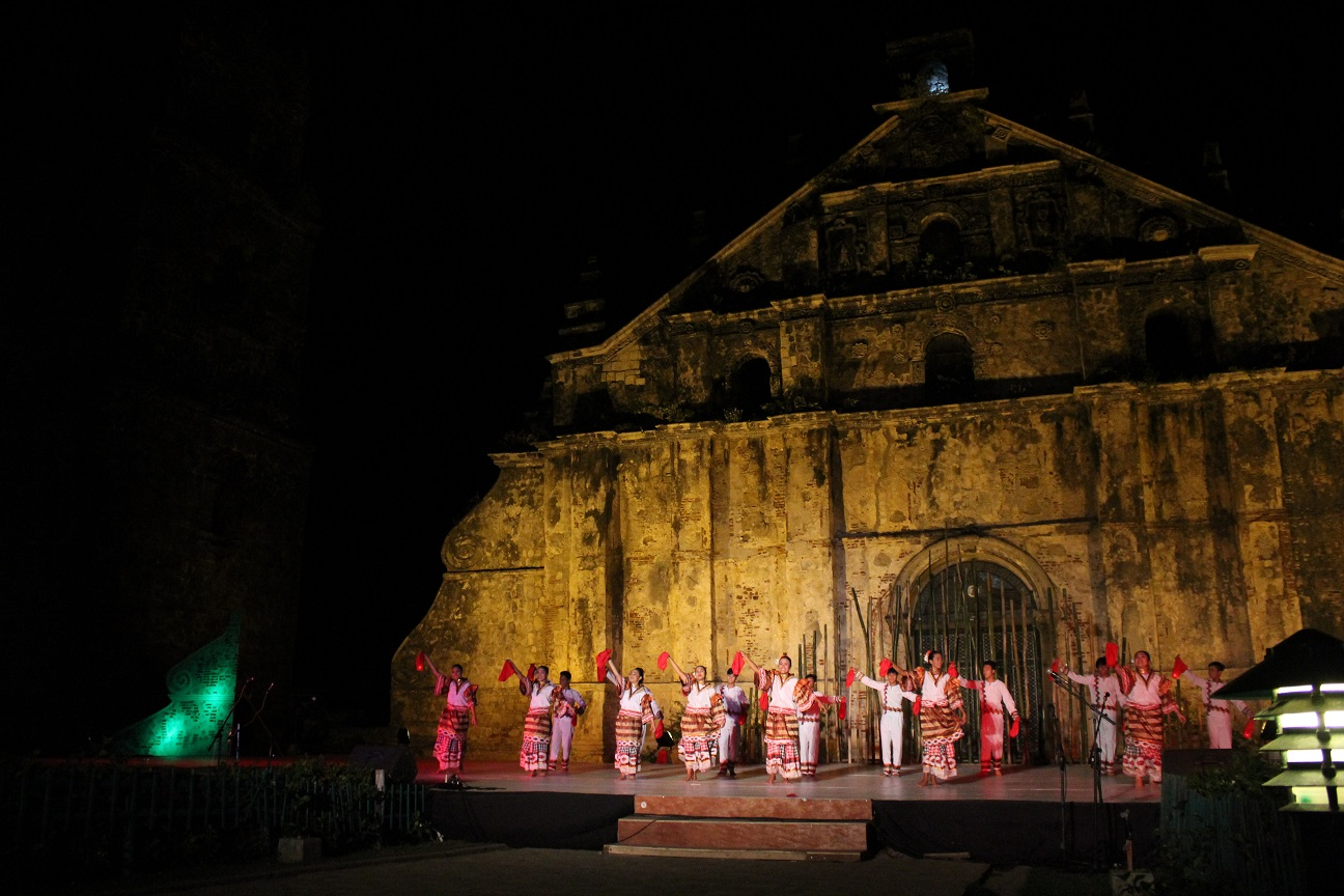 guling guling festival in ilocos norte paoay