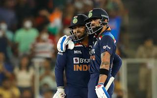 Cricket Highlightsz - India vs England 2nd T20I 2021 Highlights