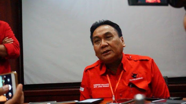 PDIP Sebut Pembicaraan Gatot Nurmantyo Tidak Menghasilkan Hal Baik bagi Bangsa
