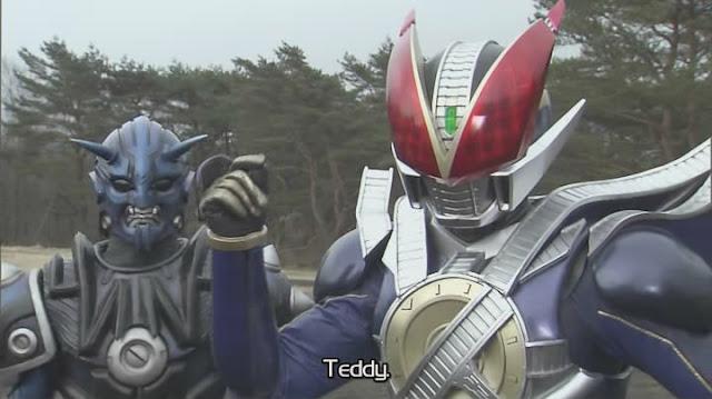 Kamen Rider Cho Den-O Trilogy 02 Episode BLUE Sub Indo Film 1