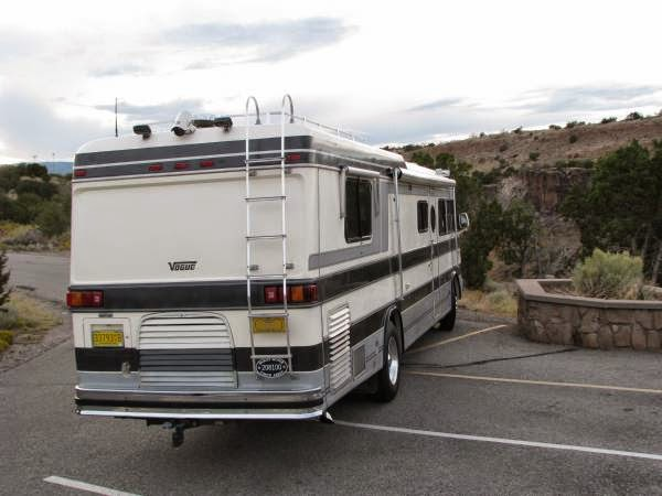 Used RVs Luxury Vogue III Motorhome For Sale by Owner