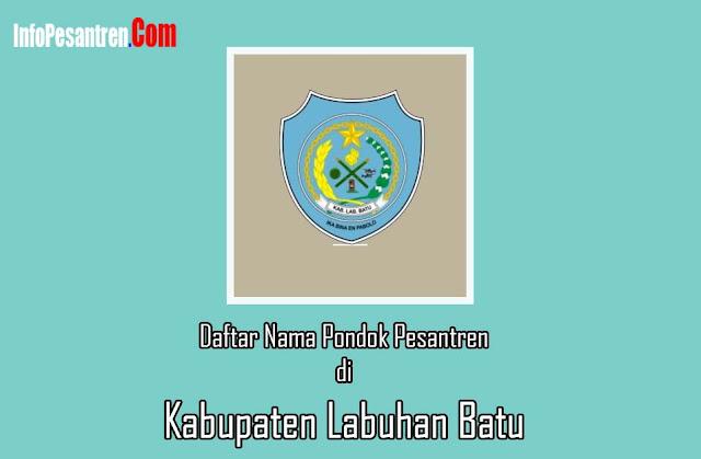 Pesantren di Kabupaten Labuhan Batu