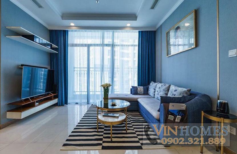 Bán căn hộ Vinhomes Bình Thạnh 2 phòng ngủ C2 tầng 23 - hinh 2
