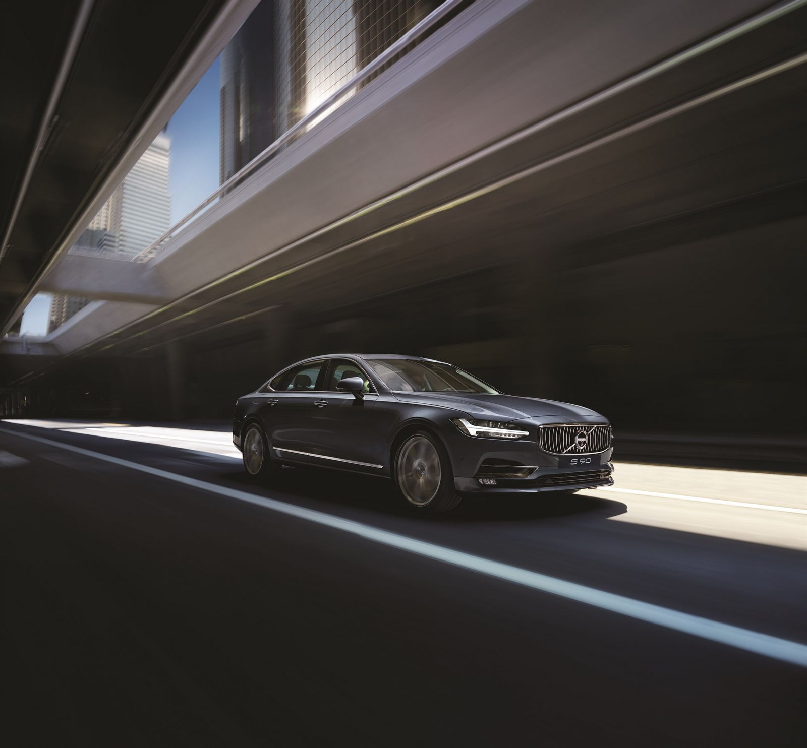 Volvo Presents New S90 Excellence, Moves S90 Production