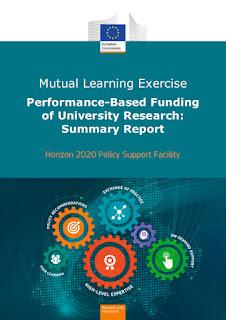 Financiación basada en el rendimiento de la investigación universitaria