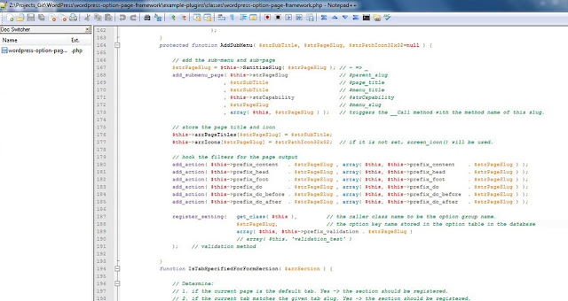 Preview Notepad++