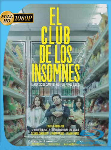 El Club De Los Insomnes (2018) HD [1080p] Latino [GoogleDrive] TeslavoHD