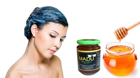 Manfaat Luar Biasa Madu Untuk Rambut
