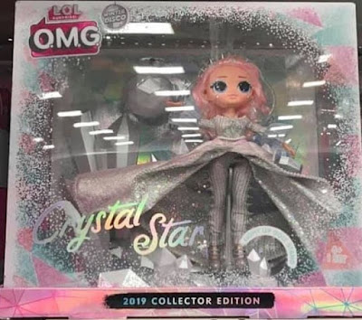 L.O.L. O.M.G. Collector Edition 2019 Crystal Star