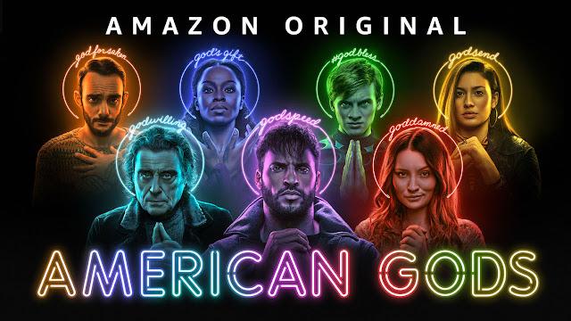 Imagen American Gods Temporada 3