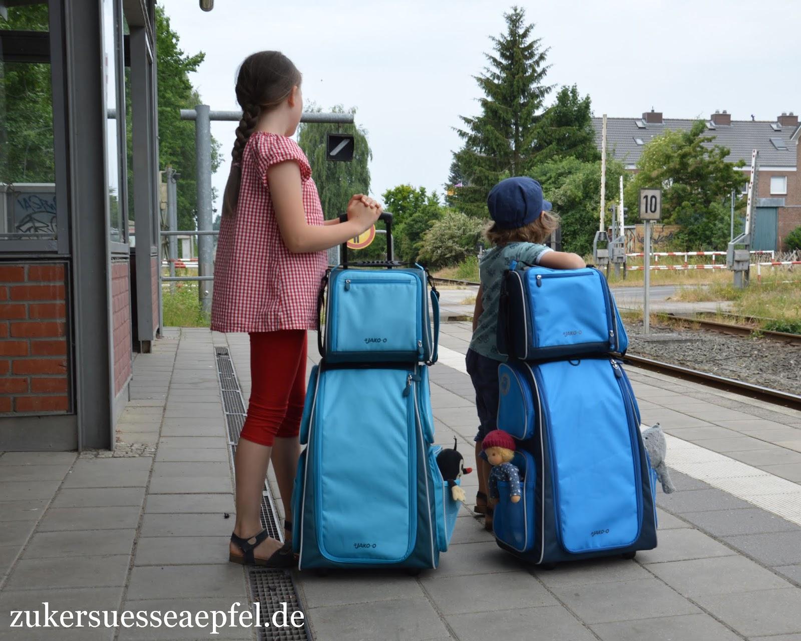 Tolles Reisegepack Fur Kinder Von Jako O Zuckersusse Apfel