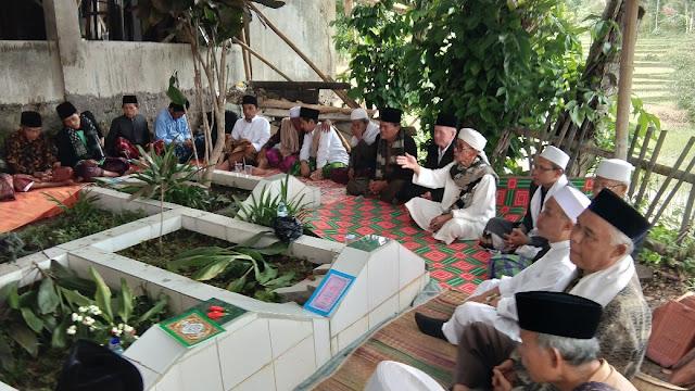 Haul ke-28 KH Ahmad Dimyati, Pendiri Pesantren Mafazah