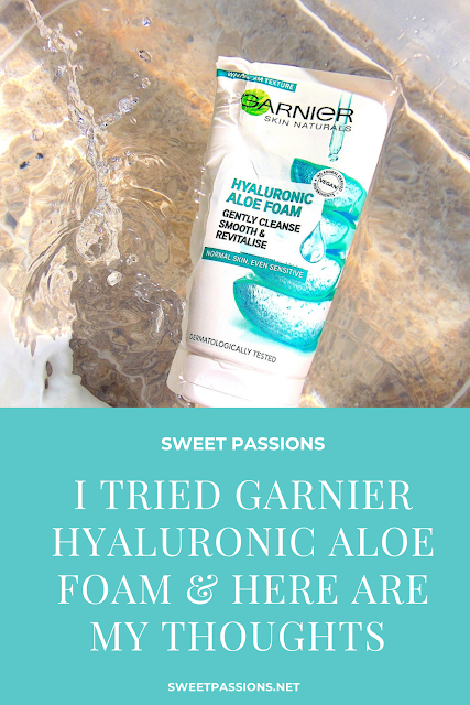 Garnier Hyaluronic Aloe Foam