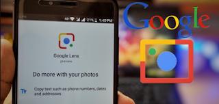 Cara Pakai Google Lens Apk Di HP Android