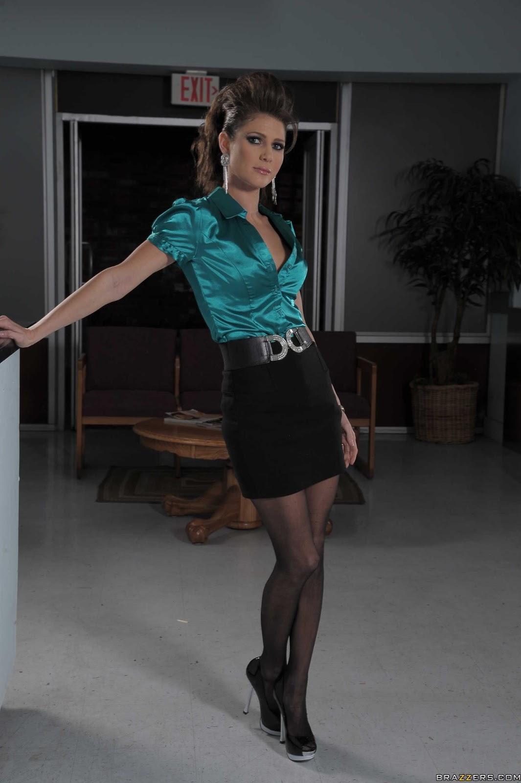 Порно фото юбки и блузки — photo 10