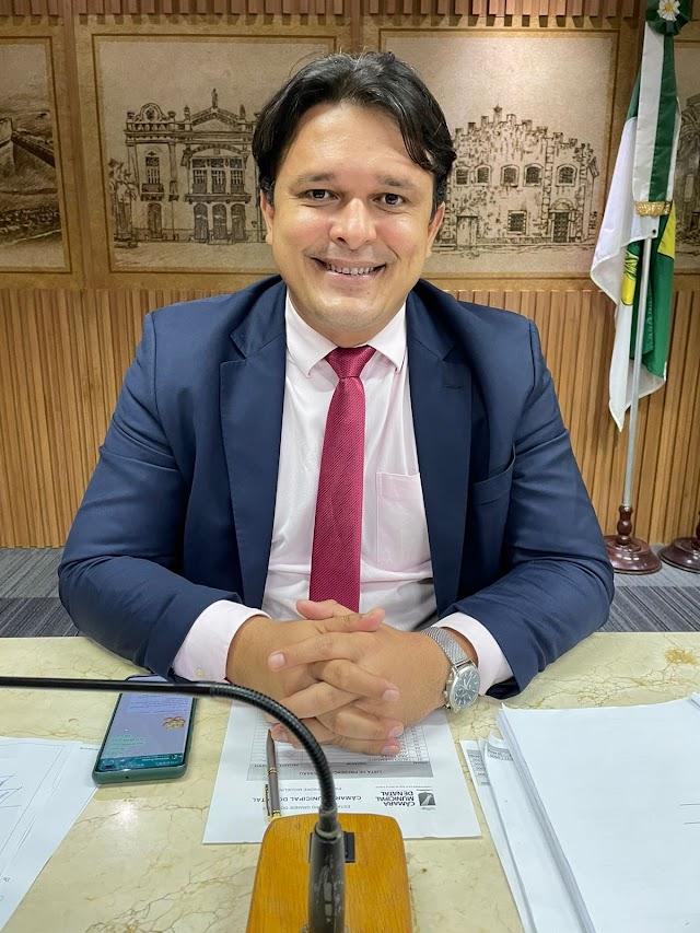 Projeto de Lei do Vereador Luciano Nascimento que institui o Dia Municipal do Tradutor/Intérprete de Libras é aprovado na Câmara de Natal