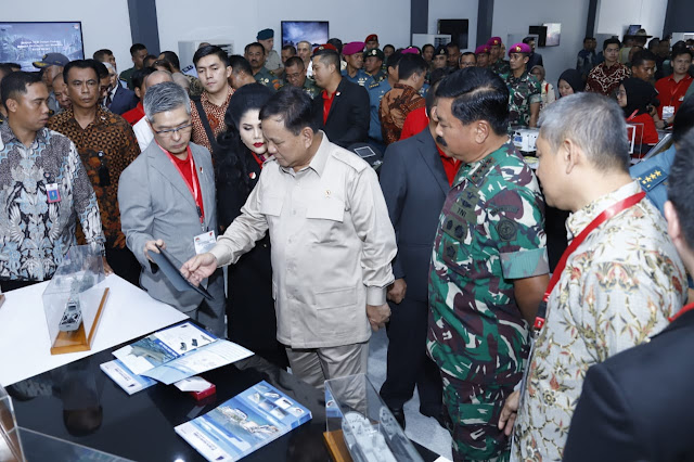 Prabowo: We cannot continue to depend on imports