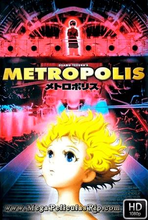 Metropolis [1080p] [Latino-Japones] [MEGA]