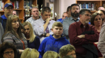 This Kentucky school district just voted to let teachers carry concealed guns